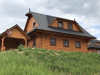 Exklusives Chalet in der schönen Mala Fatra, Orava Region, Zazriva zu vermieten