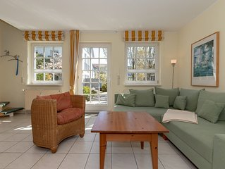 Appartement 210 - 100m zum Strand - Balkon + Terrasse - Schwimmbad - WLAN