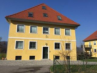 Großes Apartment für 4-6 Personen