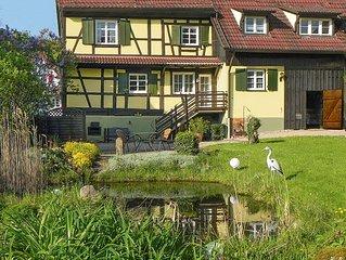 Charmante Ferienwohnung, zwischen Rhein und Schwarzwald, in der sonnigen Ortenau
