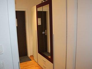 Schickes, renoviertes 35 qm Appartement für bis zu 3 Personen