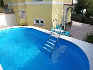 Neues geräumiges Ferienhaus mit Terrassen Vila Chiara Bvc