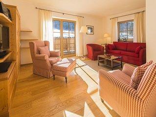 Landhaus Kitzhorn, Apartment Hahnenkamm