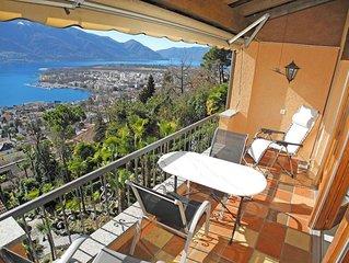 Schöne, ruhig und zentral gelegene 1,5-Zimmer Wohnung mit Balkon und Panorama Au