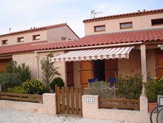 petite villa provençale près de la mer Méditerranée et des Lacs + WiFi