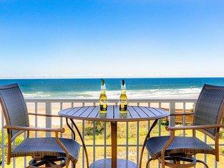Sea-Esta Oceanfront Luxurious Seaside Vacation Rental Ormond Beach/Daytona Beach