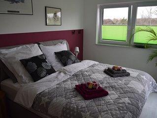 Stilvoll, moderne und gemütliche Wohnung. Ruhig und zentrumsnah gelegen.