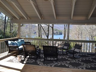 Spacious, Renovated Lake House with Incredible Views & Room For Everyone!