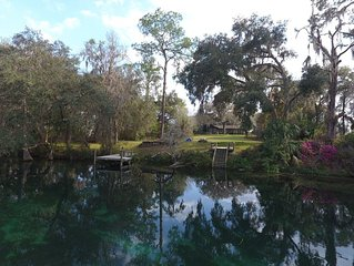 Private 150 Acre Riverfront 4 Bedroom/4 Bathroom Ranch