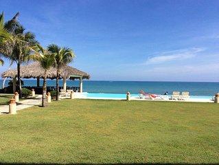 Beachfront Luxury Condominium - Best Location in Cabarete