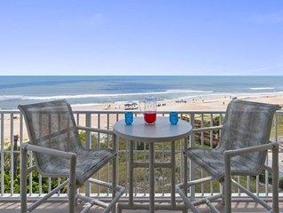 Luxurious Sandpiper Oceanfront Vacation Rental - Ormond Beach - Daytona Beach FL