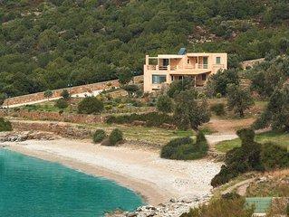 4 Zimmer Unterkunft in Marmari - Evia