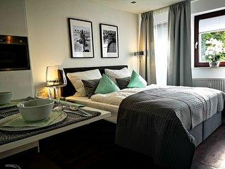 Modernes und Komfortables 1 Zimmer Apartment City-Nah
