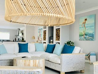 Beach House Style mit Meerblick