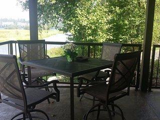 Spokane River Front Property