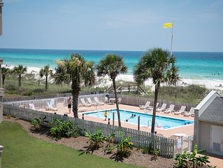 BREEZY 65 NEWLY REMODELED BEACHFRONT 2BR/2.5BTH TOWNHOME W/POOL