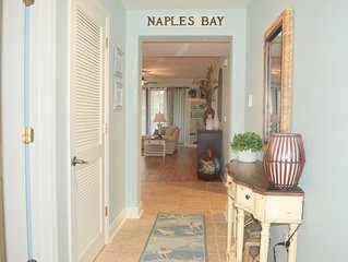 3 Bedroom, 2 Bath, Vacation Rental in Downtown Naples