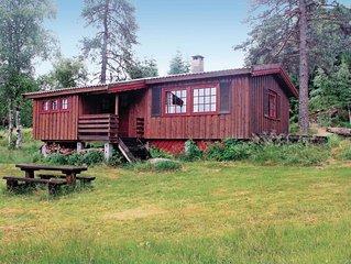 3 Zimmer Unterkunft in Tingvatn