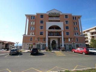 Ferienwohnung Sveti Vlas für 1 - 4 Personen mit 1 Schlafzimmer - Penthouse-Ferie