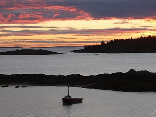 Isle au Haut - purely beautiful rugged Maine coast at its best
