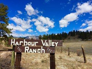 Harbour Valley Ranch - Historic Mountain Getaway