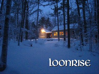 On Lake Winnipesaukee, 2 Floor Home, Cabin, Dock & Deck 7 Nt Min