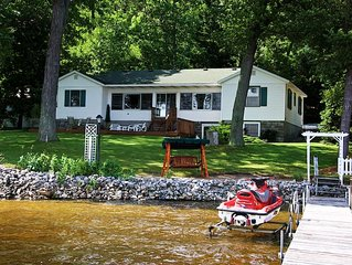 Beautiful Cottage on White Lake