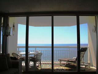 Great Rates for our 2 Bedroom Oceanfront Condo (Owner Managed)