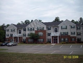 2 Bedroom unit at Greensprings Resort