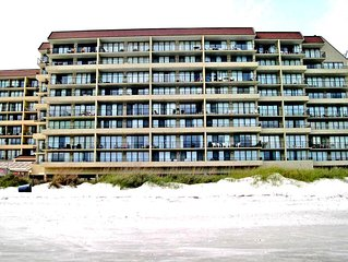 Two Oceanfront Master Bedrooms! Winter Rental Available