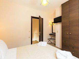 Ferienwohnung Athena in Bali, Rethymnon - 6 Personen, 3 Schlafzimmer