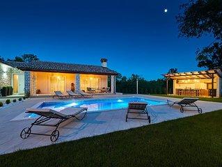 Ferienhaus Martincici fur 6 - 8 Personen mit 3 Schlafzimmern - Villa