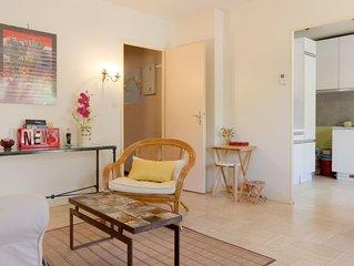 Ferienwohnung L'Odyssee in Cap d'Agde - 4 Personen, 2 Schlafzimmer