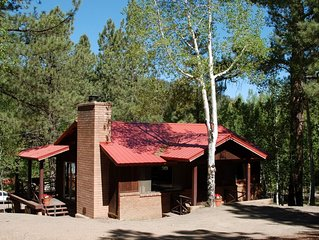 East Fork Cabin 1  NEW TO VRBO!  Near the river!