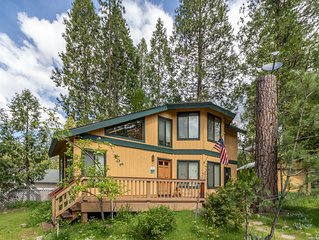 Charming Bass Lake Home with Boat slip on Brier Dock!