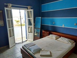 Beautiful & comfortable apartment – Paros Island