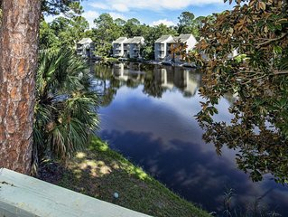 7 Hickory Cove Villa in Palmetto Dunes Resort, 3BR/4BA Walk to the Beach!