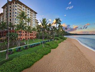 All weeks, best rates! Marriott Maui Ocean Club Napili Tower Two Bedroom Villa.