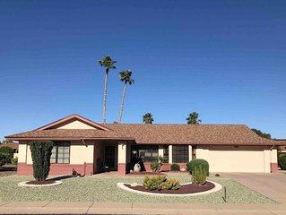 Spacious Arizona Home /7 Golf Courses/Club Houses/ Sports Arenas