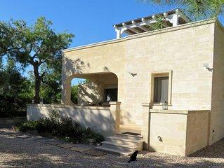 Villa Timo - komfortables Ganzjahres-Ferienhaus nur 250 Meter zum Strand