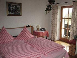 Ferienwohnung für 1-5 Personen (70 qm, DG) ****