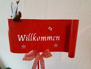 Wohlfuhl Wohnung Waxenstein **** mit 4 Balkone