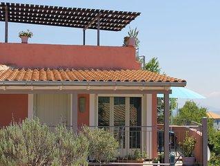 Charmant restaurierte Villa mit Pool,  idyllische Panoramasicht 20% LAST MINUTE!