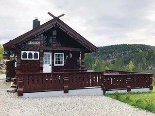 2 Zimmer Unterkunft in Mykland