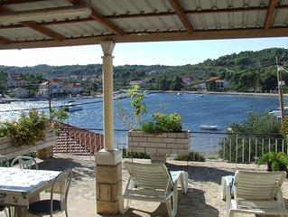 Ferienwohnung Sunny  - Lumbarda, Insel Korcula, Kroatien