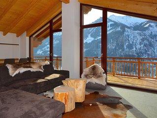 Ski-in/Ski-out Maiskogel 'Chalet BERGLI'- NEU & modern, SAUNA, direkt neben der