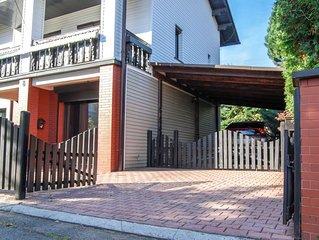 Ferienhaus Honey House in Szczyrk - 6 Personen, 3 Schlafzimmer