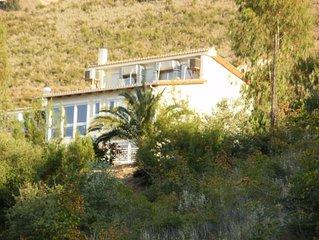 Villa Sunny Beach, Ferienhaus Sivota/Plataria direkt am Ionischen Meer