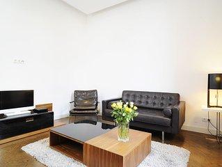 Serviced 2-R-Wohnung m. Vollausstattung mit WLAN, Reinigung, Wascheservice