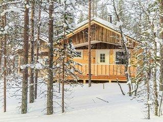 Ferienhaus Poromies d in Inari - 4 Personen, 1 Schlafzimmer